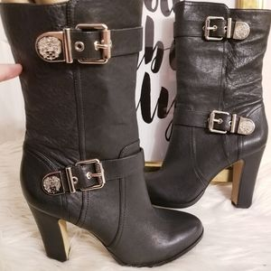 Vince Camuto VC-Callison Mid-Calf Heeled boots